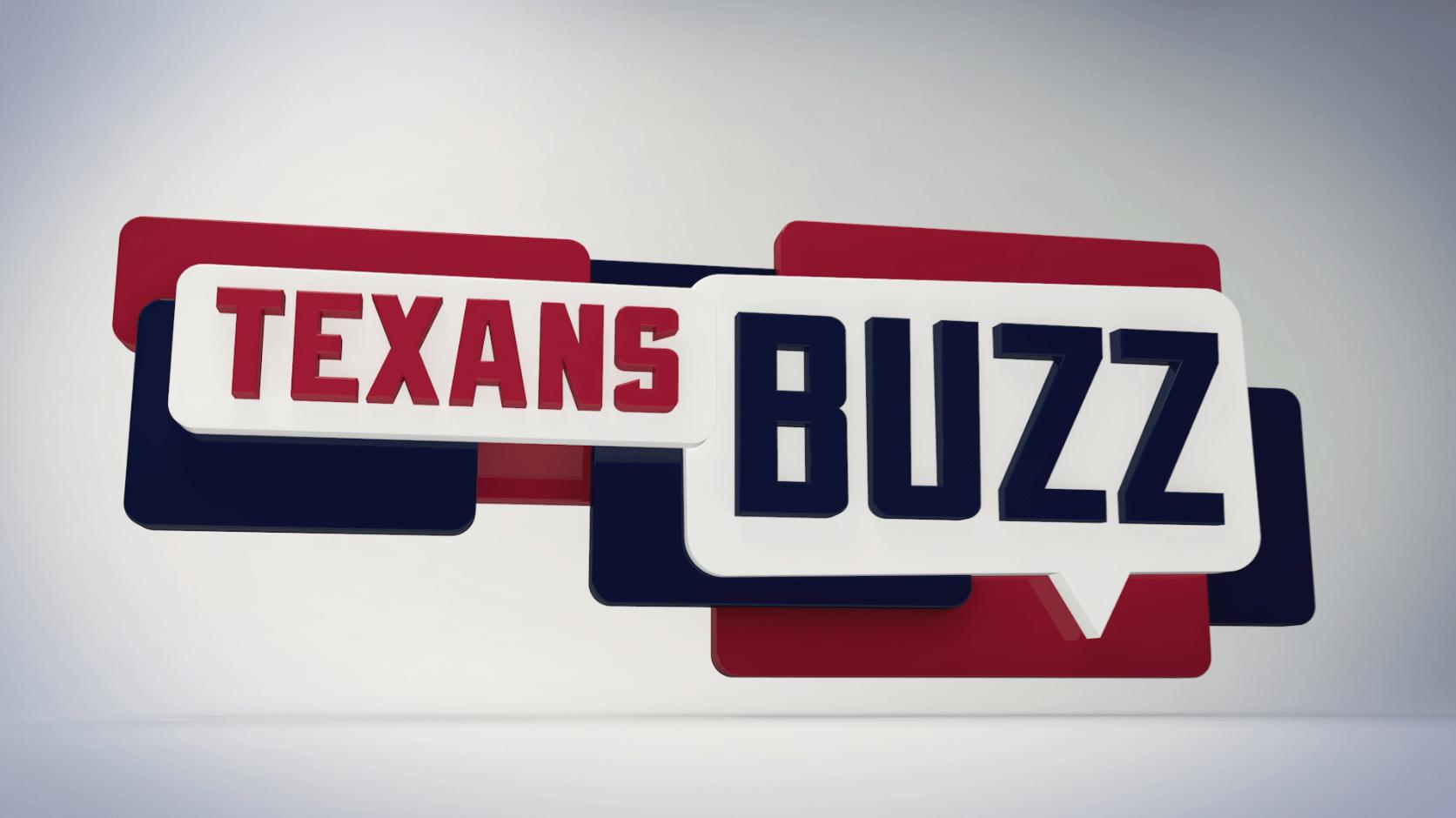 Texans Buzz: Saturdays at 11 PM