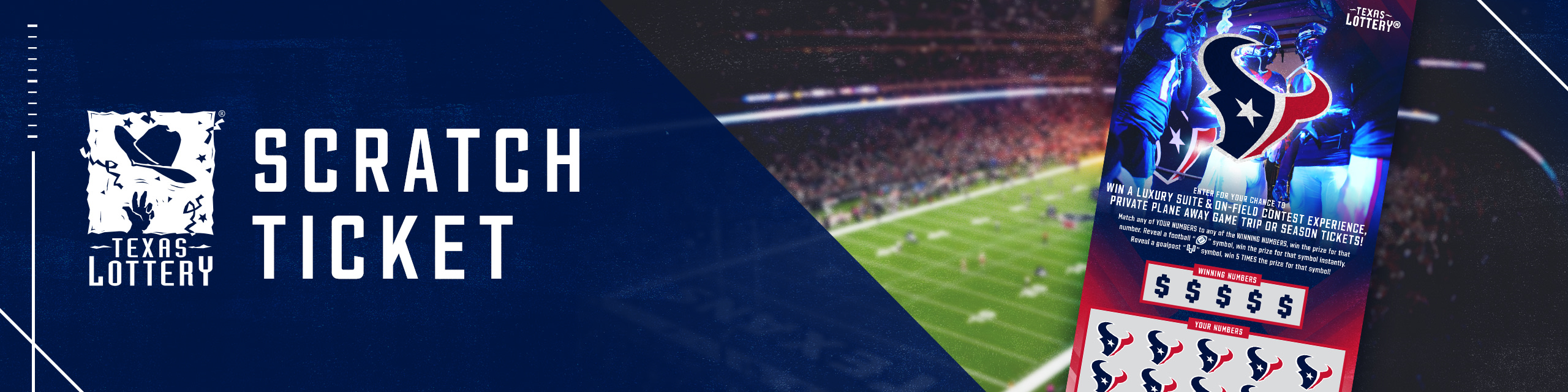 Texas Lottery | Houston Texans - HoustonTexans com