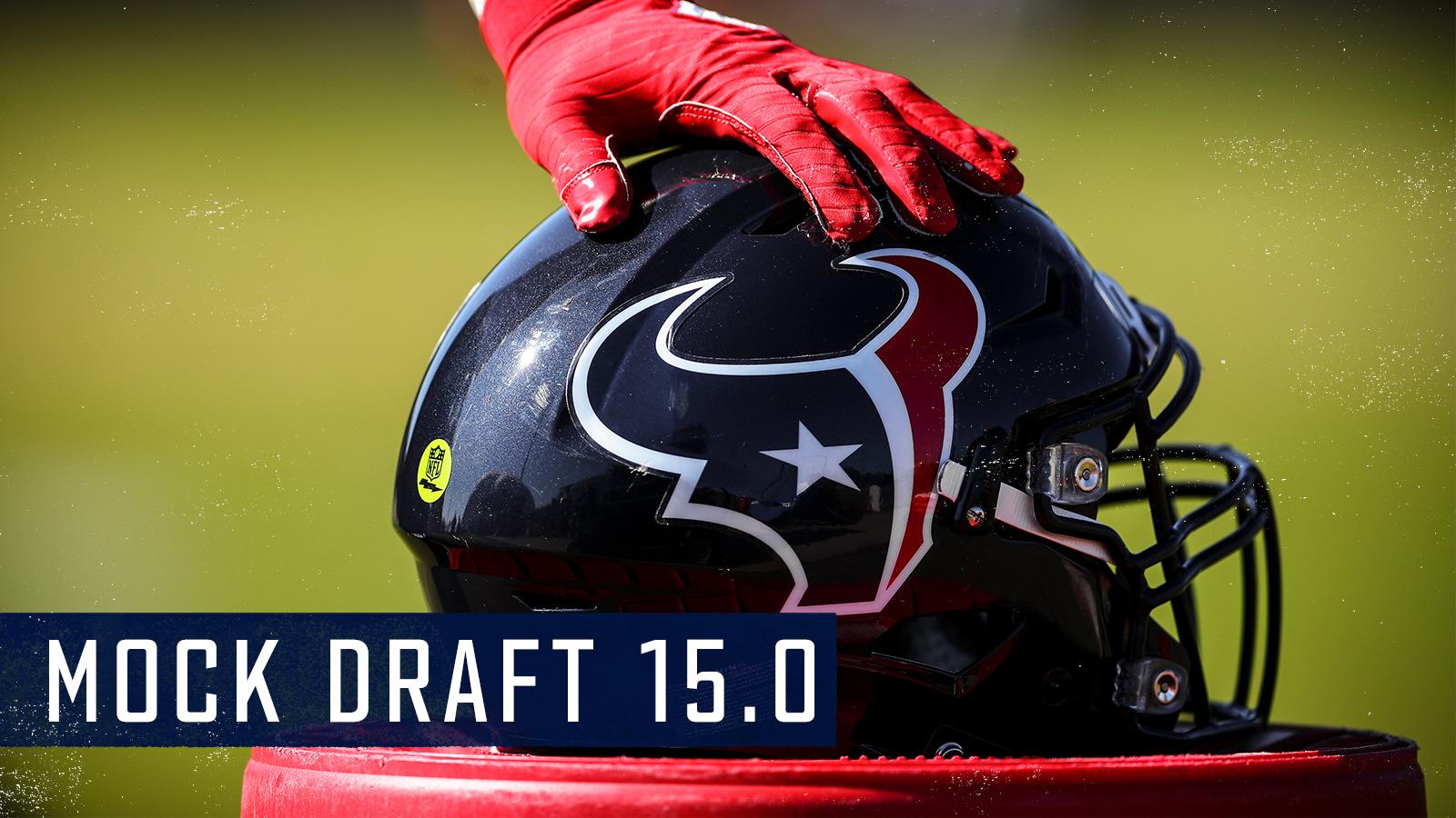 Draft Tracker | HoustonTexans com