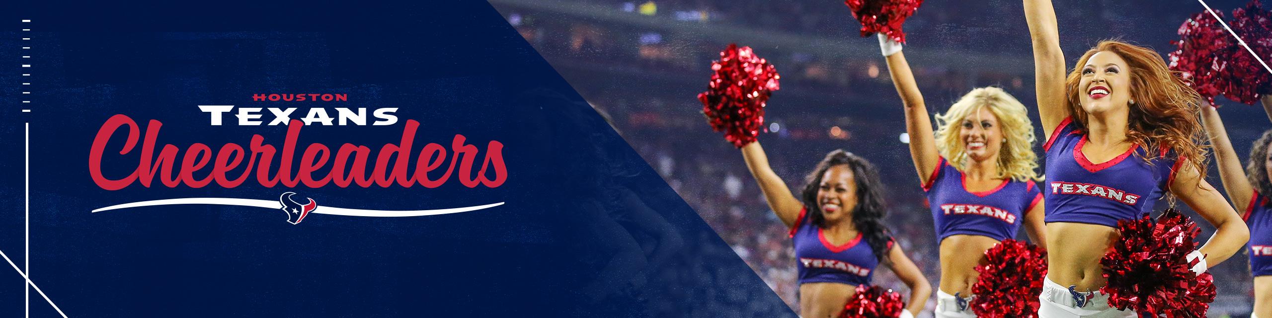 Texans Cheerleaders | Houston Texans - HoustonTexans com