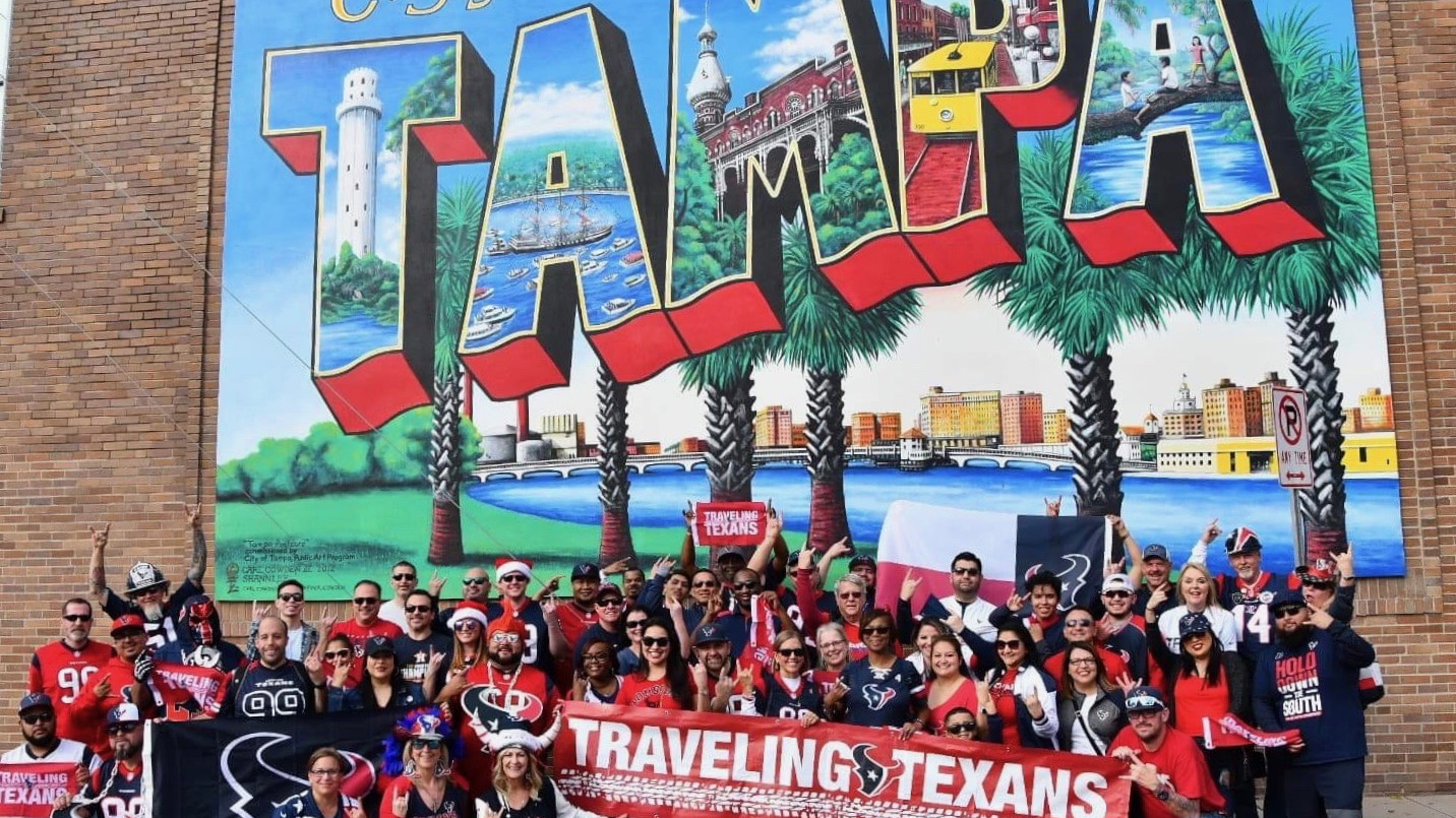 At Tampa Bay Buccaneers