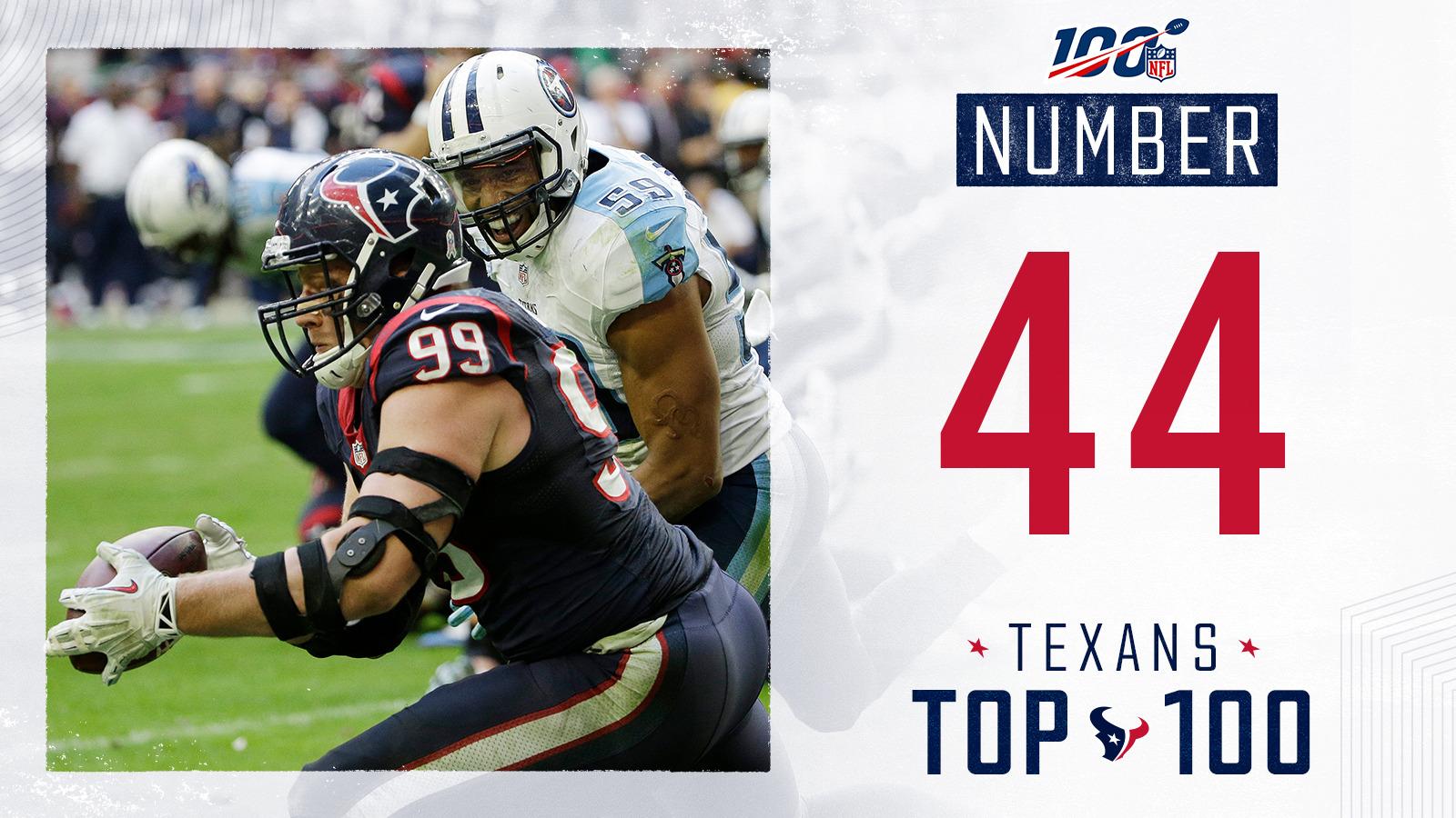 low priced 1f715 5dcff Texans Top 100 | Houston Texans - HoustonTexans.com