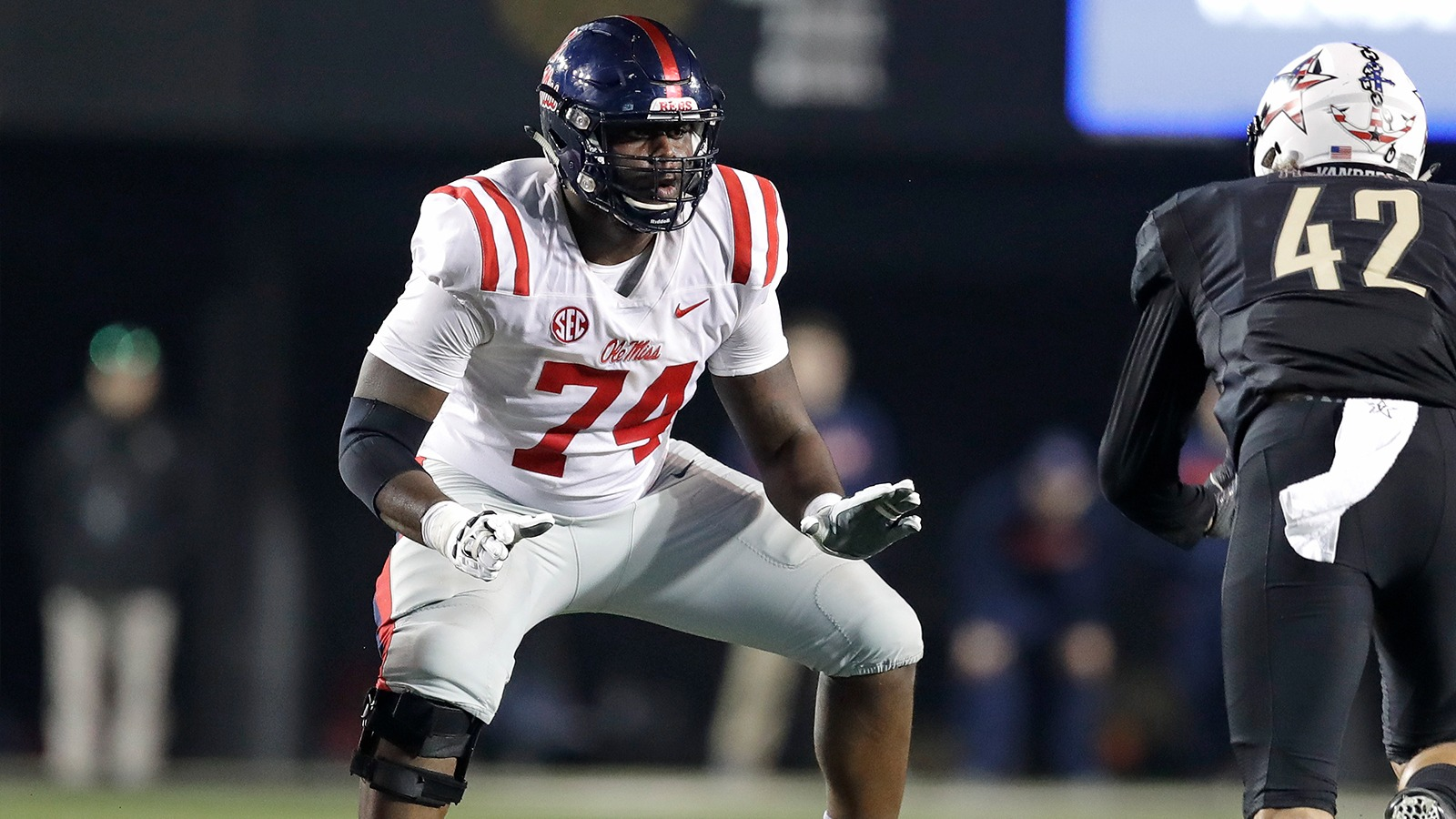 OL Greg Little, Ole Miss