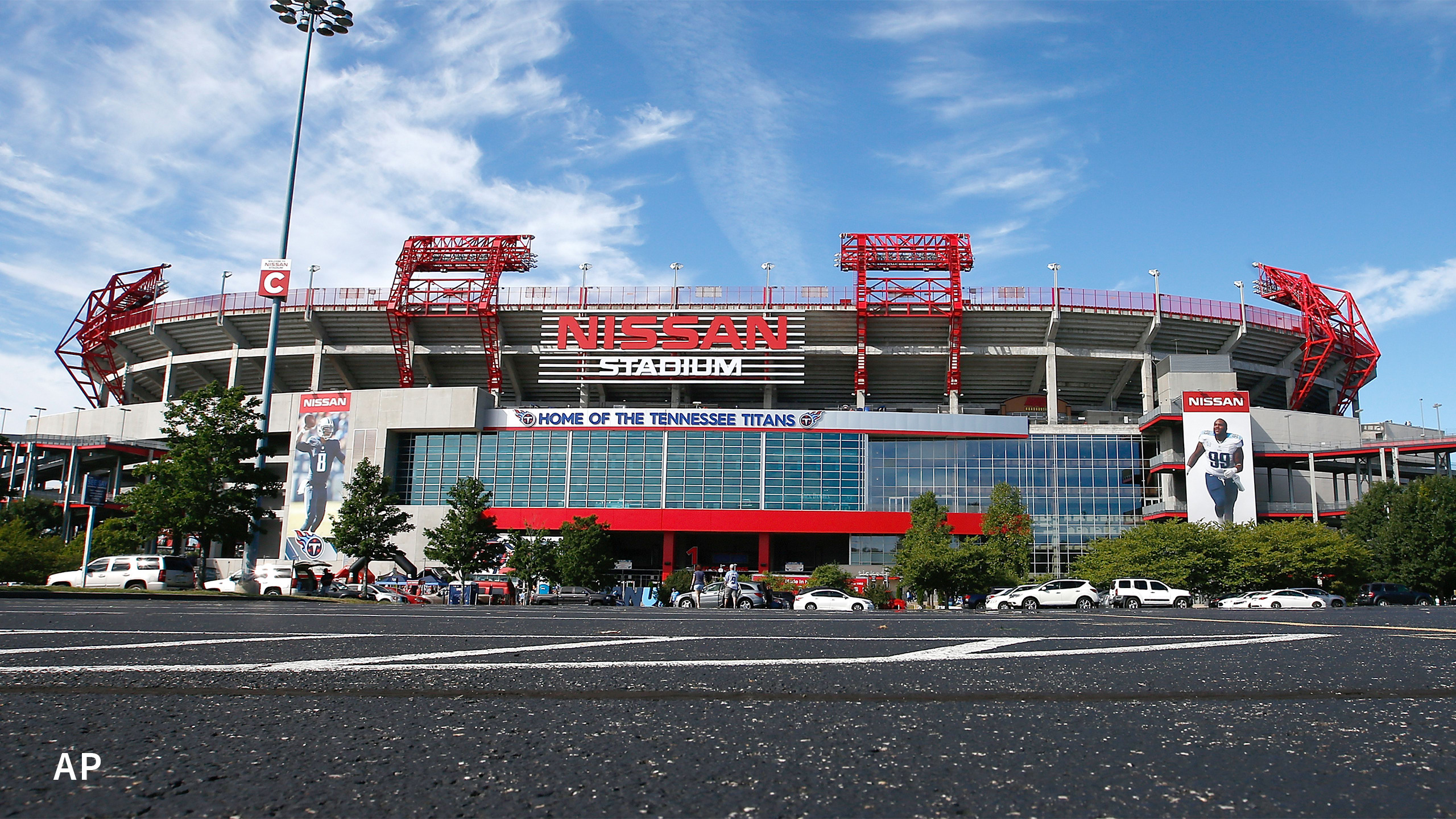 Fan Entry / Clear Bag Policy at Nissan Stadium