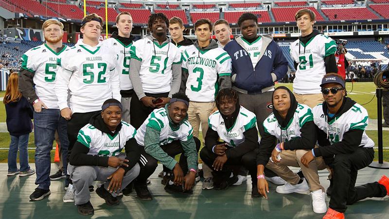Youth Football Outreach