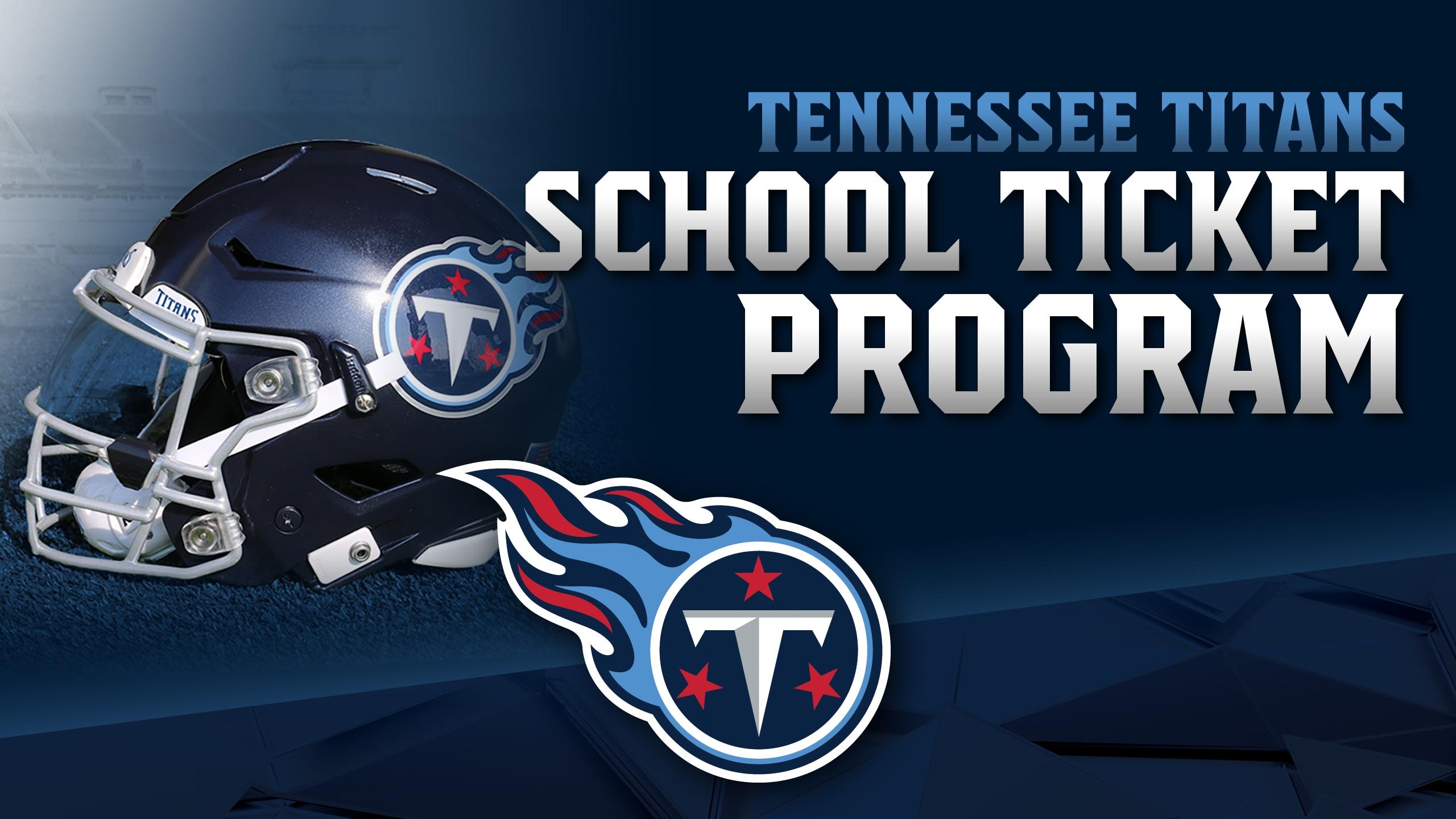 Titans School Ticket Program