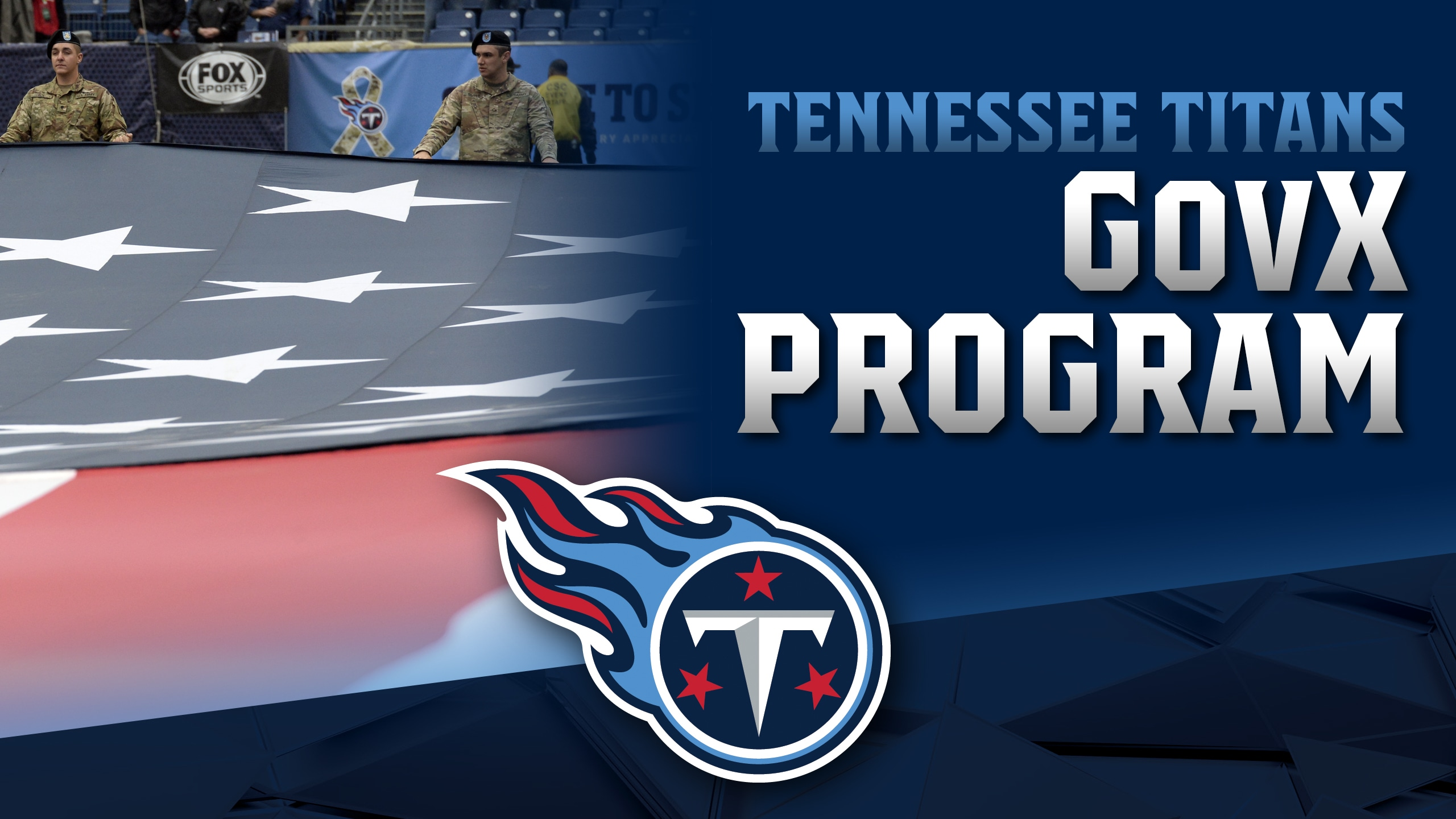 Titans GovX Program