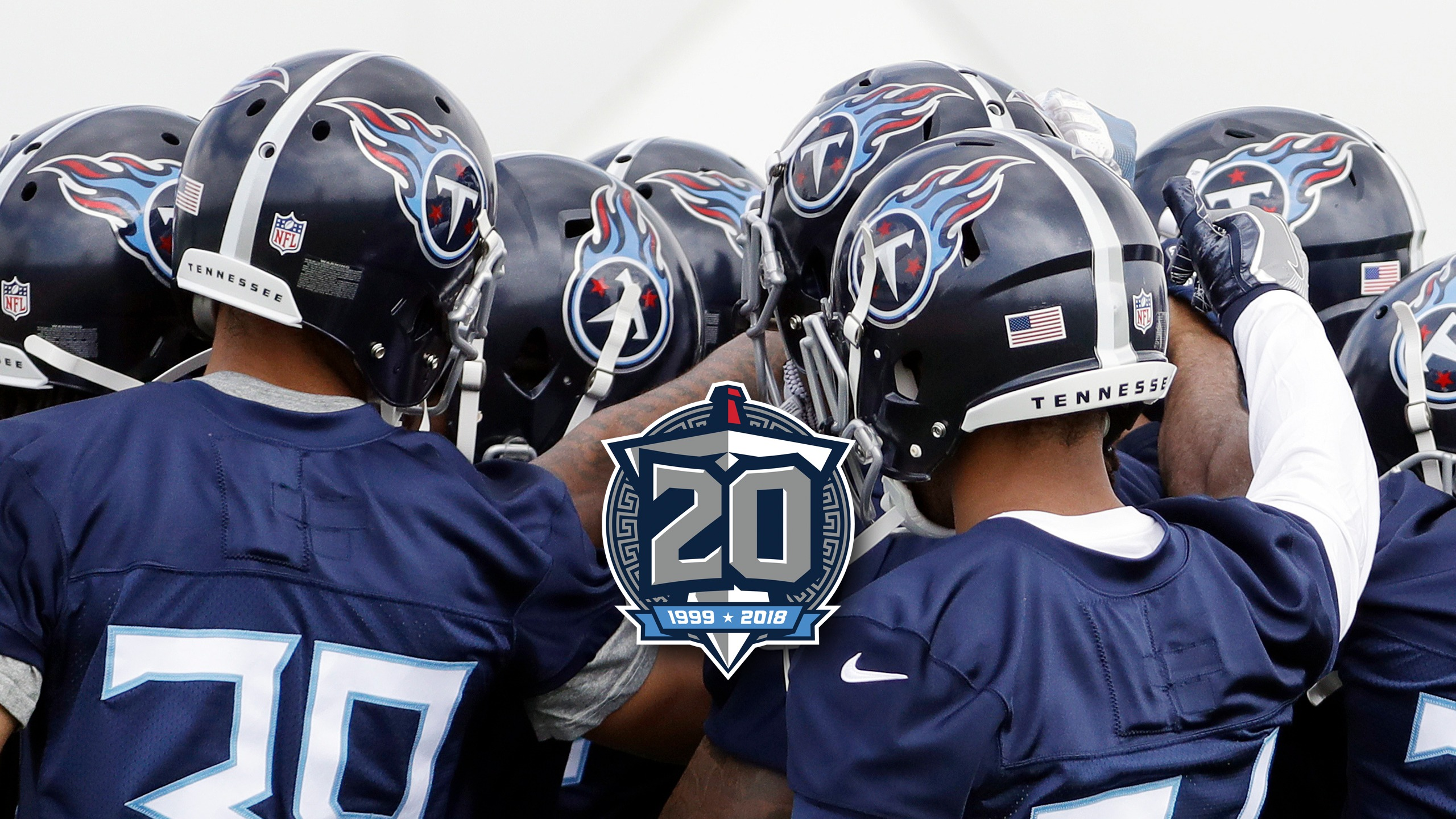 2018 Tennessee Titans Training Camp