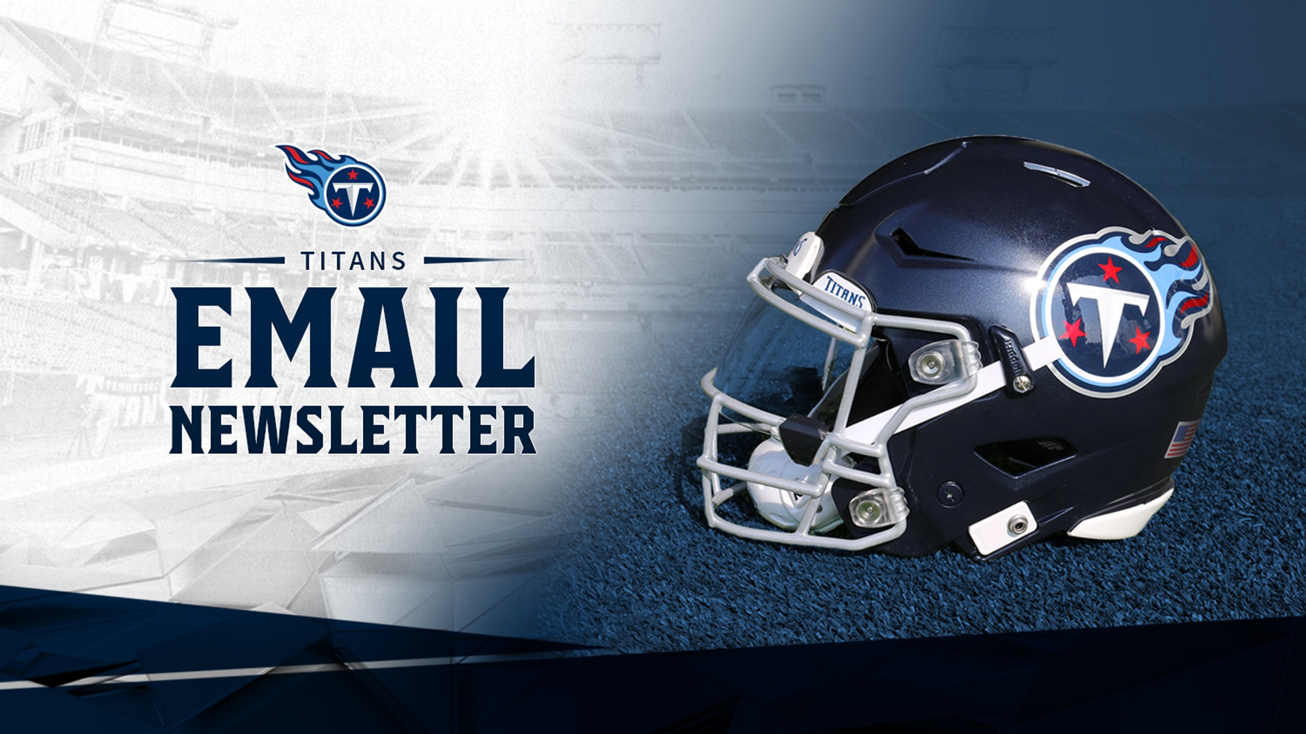Tennessee Titans Email Newsletter