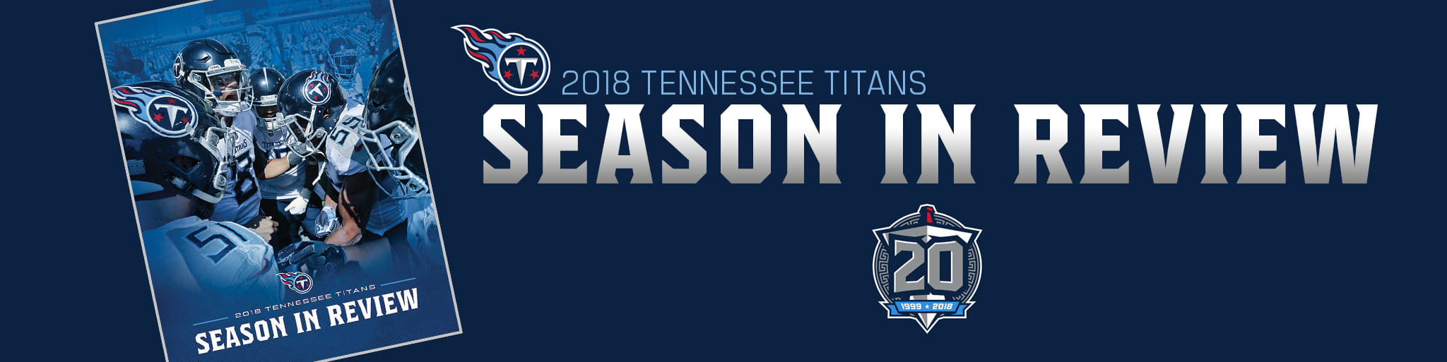 Tennessee Titans 2018 Season in Review