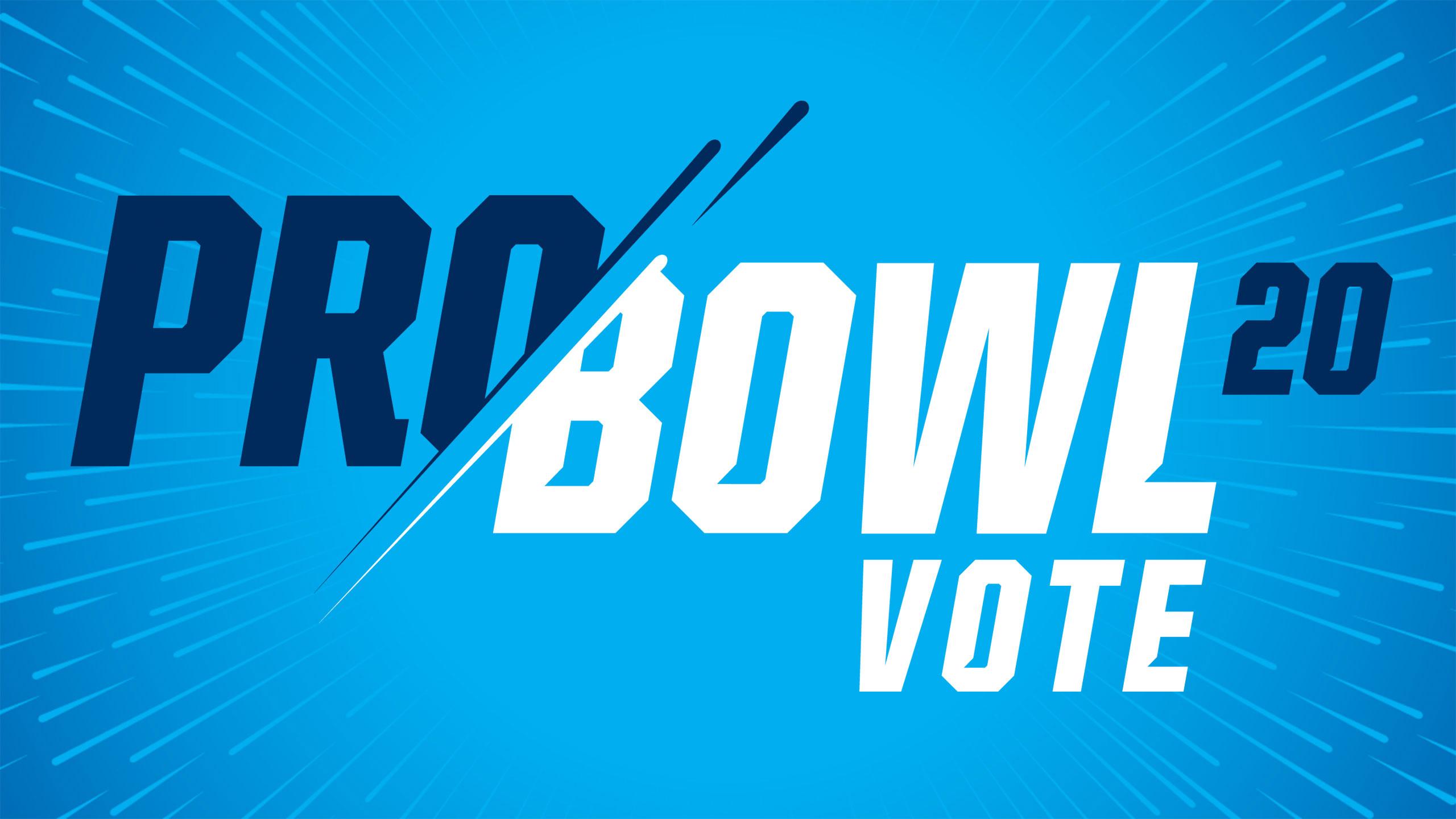 Pro Bowl Voting