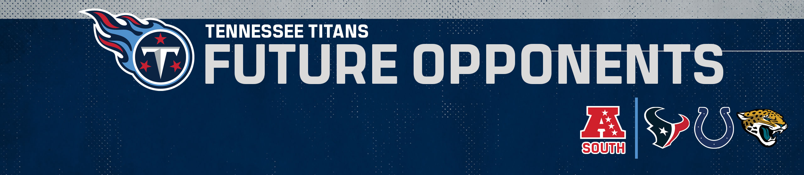 Tennessee Titans Future Opponents