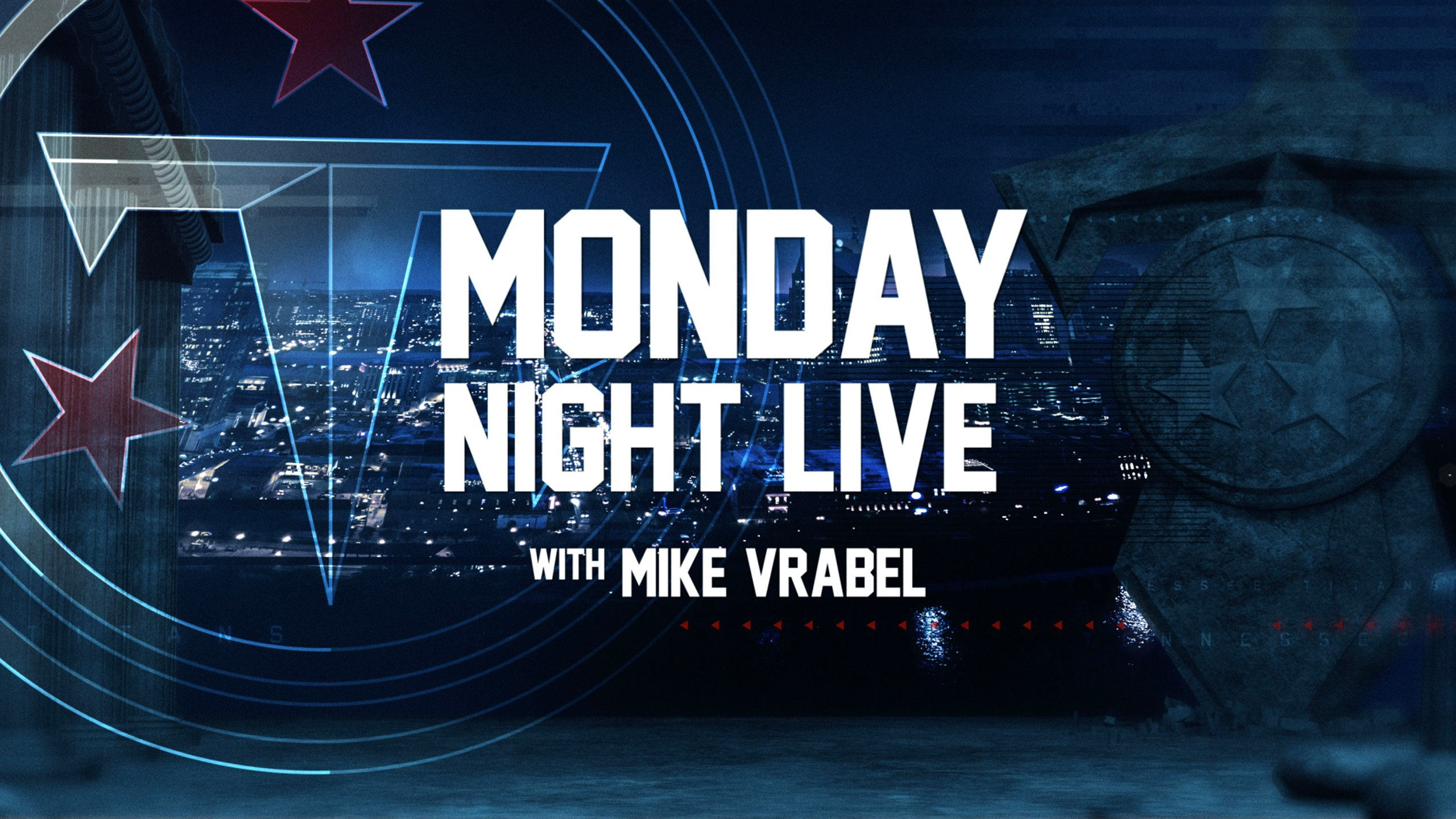 Monday Night Live with Mike Vrabel