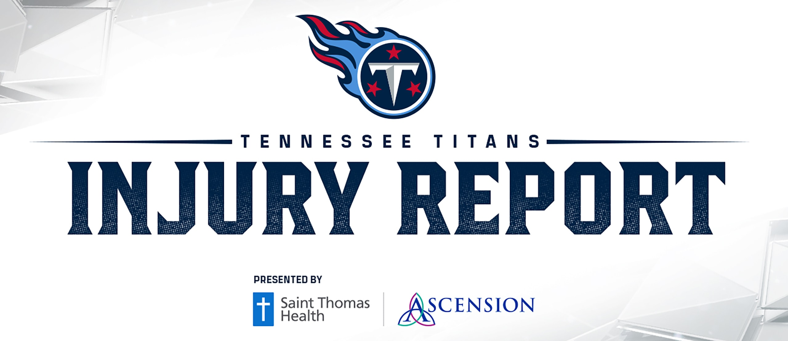 tennessee titans injury report