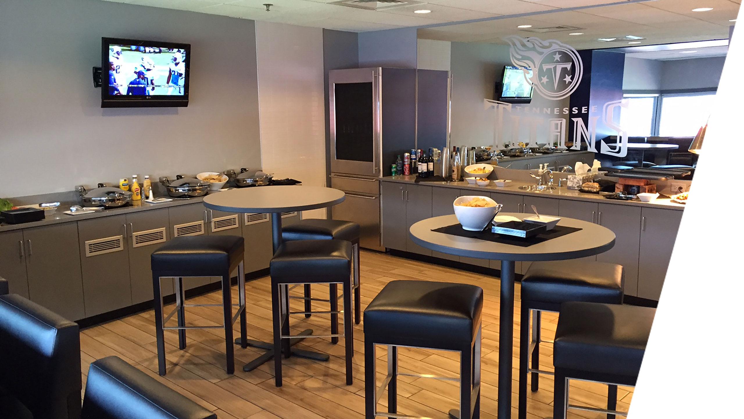Nissan Stadium Luxury Suites