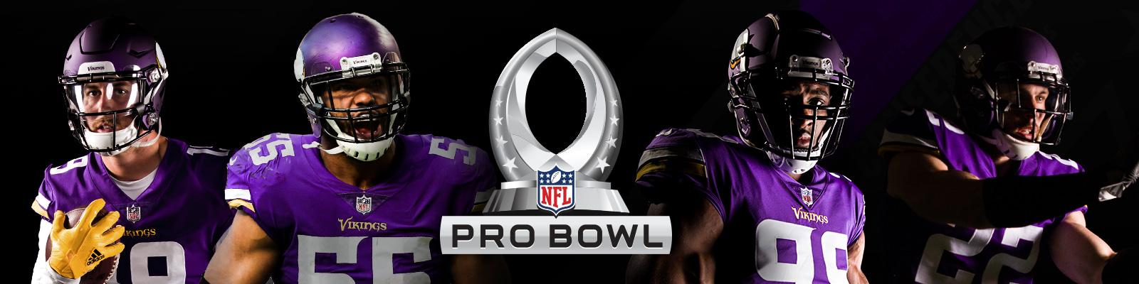 Vikings Pro Bowl Minnesota Vikings Vikings Com