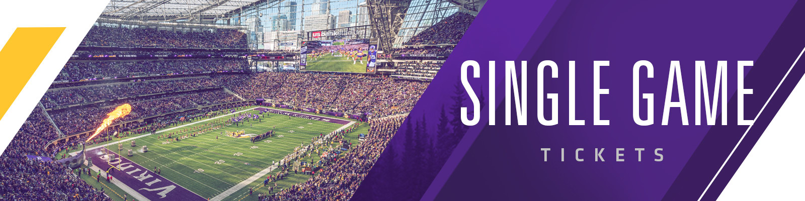 Vikings Single Game Tickets | Minnesota Vikings - vikings com