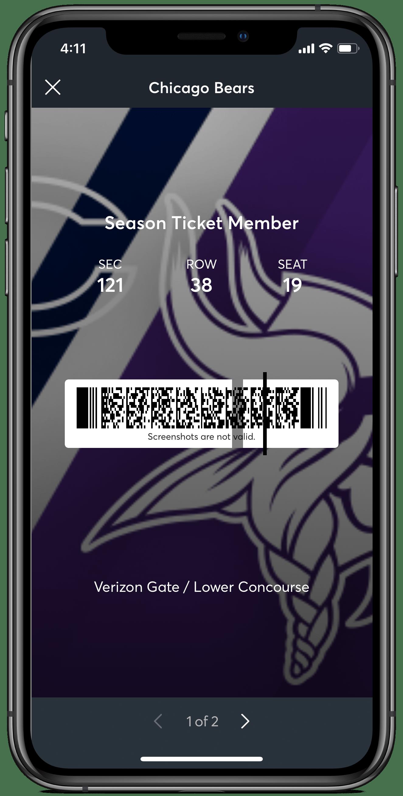 Vikings Digital Ticketing | Minnesota Vikings – vikings com
