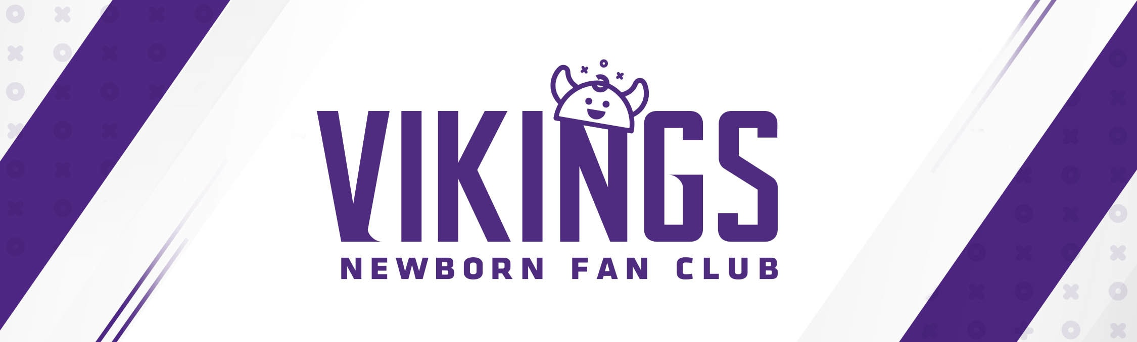 385fc51e5105eb Welcome to the Vikings Newborn Fan Club! The Minnesota Vikings want to  congratulate you on your new baby and welcome you to the Vikings family!