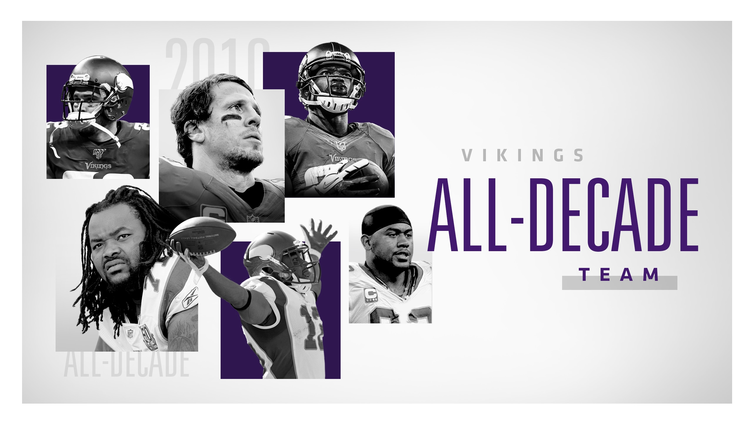 Minnesota Vikings All-Decade Team Discussion
