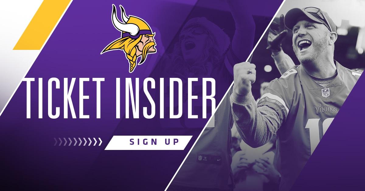 Vikings Tickets | Minnesota Vikings - vikings com