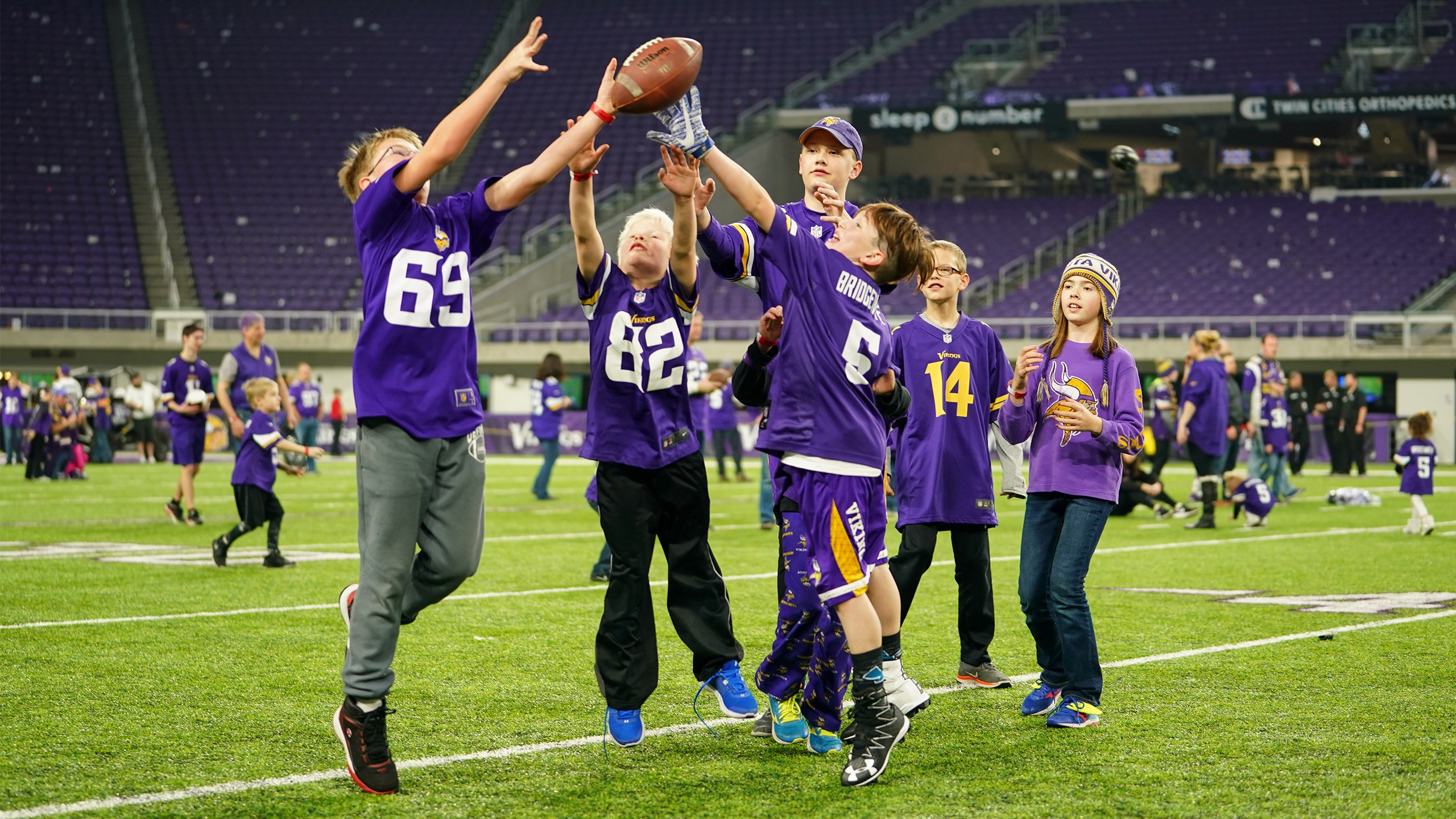 100% authentic e1f59 f76d5 Vikings Kids Club | Minnesota Vikings – vikings.com