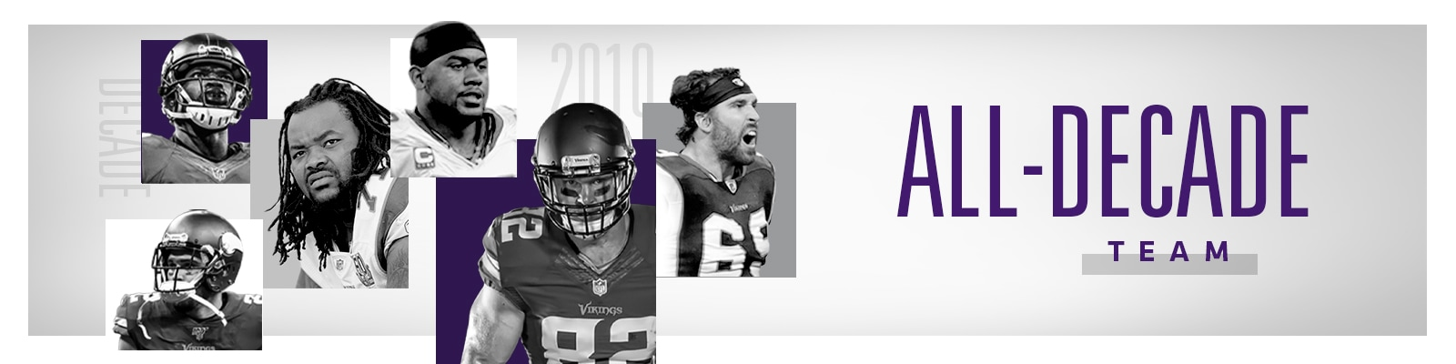Minnesota Vikings All-Decade Team