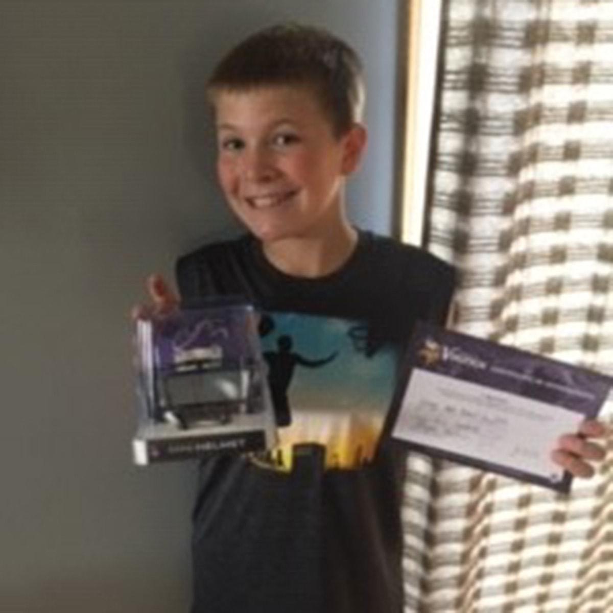 Vikings Kids Club | Minnesota Vikings – vikings com