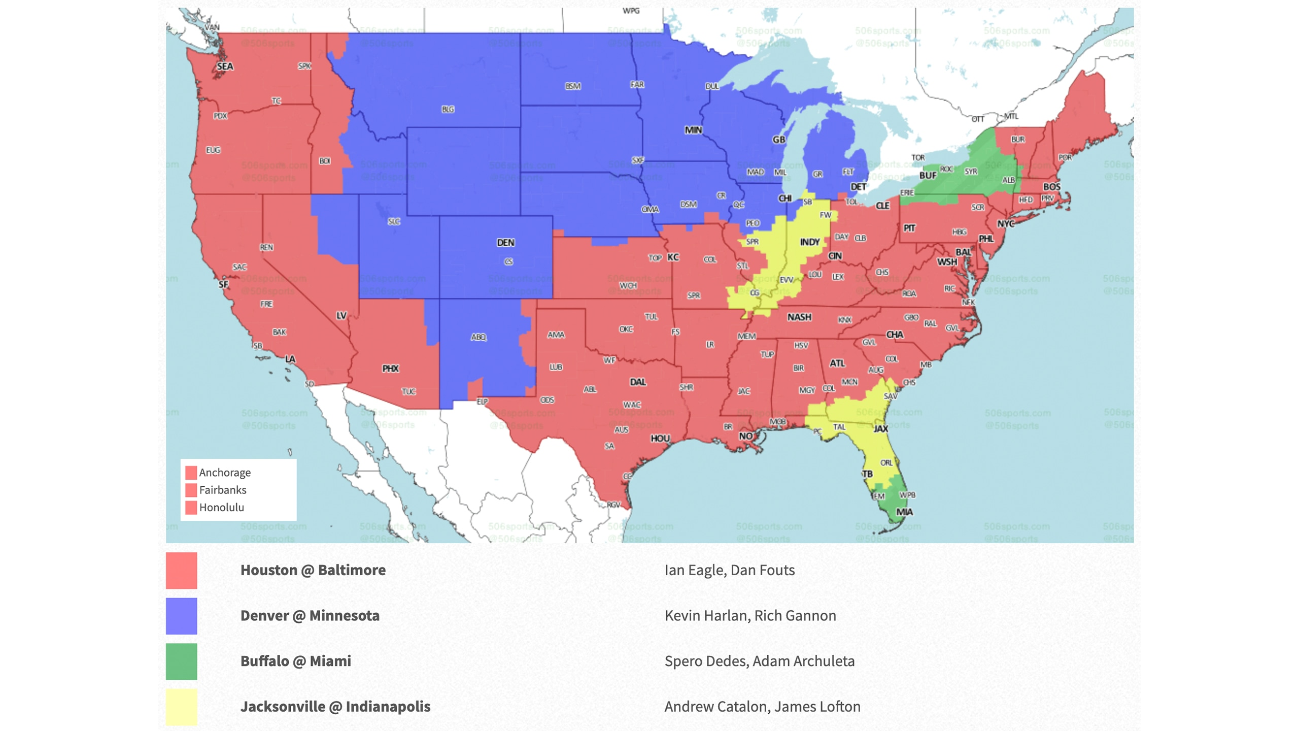 Vikings vs. Broncos | Sunday at Noon