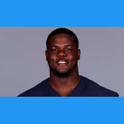 PRO CAREER:   Finished his second season in 2019 after being drafted in the 5th round (145th overall) in the 2018 draft Has appeared in 27 games with 18 starts, recording 55 tackles, 3.0 sacks, two forced fumbles, two fumble recoveries and six tackles for loss Appeared as a reserve in Wild Card playoff game vs. PHI (1/6/19)   *2019 SEASON (Bears):*   Appeared in 13 games with 12 starts, recording 27 tackles, one fumble recovery and one TFL   2018 SEASON (Bears):   Appeared in 14 games (six starts), recording 28 tackles, 3.0 sacks, two forced fumbles, one fumble recovery and five tackles for loss