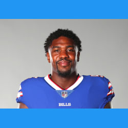 Jerry Hughes finished his sixth season with the Bills in 2018. Acquired via trade by the Bills from the Indianapolis Colts in 2013, Hughes originally entered the NFL as a first round draft choice (31st overall) of the Colts out of TCU. A dynamic pass rusher, Hughes has registered a team-high 42 sacks since 2013.