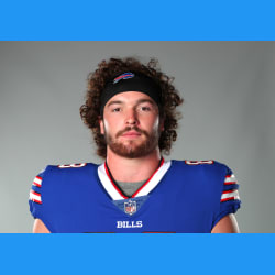 Dawson Knox enters his first season with the Bills in 2019 after being drafted by the team in the third round (96th overall) out of Ole Miss. He played in 28 games during his time at Ole Miss.