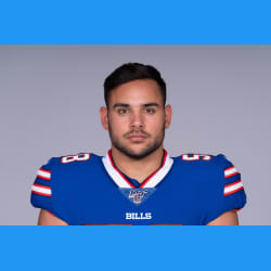 Matt Milano finished his second season with the Bills after being drafted by the team in the fifth round (163rd overall) out of Boston College. He had 78 tackles, 3 interceptions, and 3 fumble recoveries in 2018 before being placed on IR for the final 3 games of the season.
