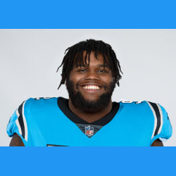Kerr played in 13 games with four starts for the Panthers in 2020, tallying 32 tackles and 2.0 sacks.