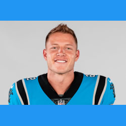 Christian McCaffrey led the NFL with 2,392 scrimmage yards in 2019, third-most by any player in NFL history. He became the third player in NFL history to tally over 1,000 rushing yards and 1,000 receiving yards in one season.
