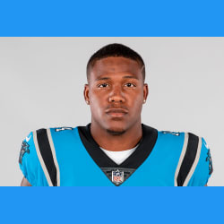 Pharoh Cooper played in all 16 games in his debut season with Carolina in 2020, making 20 punt returns for 117 yards and 18 kickoff returns for 430 yards.