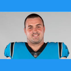 Played in 11 games for Carolina in 2020, starting three at left guard...Previously played for the Chargers (2017-19) and Broncos (2014-16).