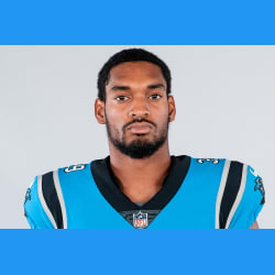 Played in 16 games with 173 scrimmage yards and one touchdown in 2019 with the Panthers.