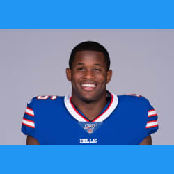 Jaquan Johnson enters his first season with the Bills in 2019 after being drafted by the team in the sixth round (181st overall) out of Miami (FL).