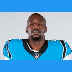 Stephen Weatherly signed with the Panthers as a free agent in 2020 after spending four seasons with the Minnesota Vikings. In 2019, Weatherly recorded 24 tackles and tied a career-high 3.0 sacks on the year, while forcing one fumble and adding a career-high nine quarterback hits.