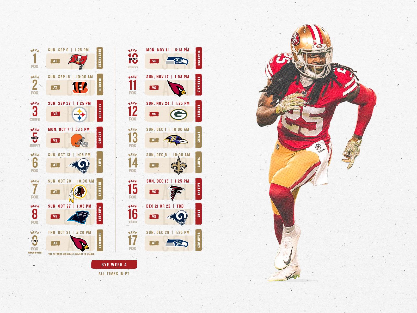 49ers fans san francisco 49ers - 2015 49ers schedule wallpaper ...