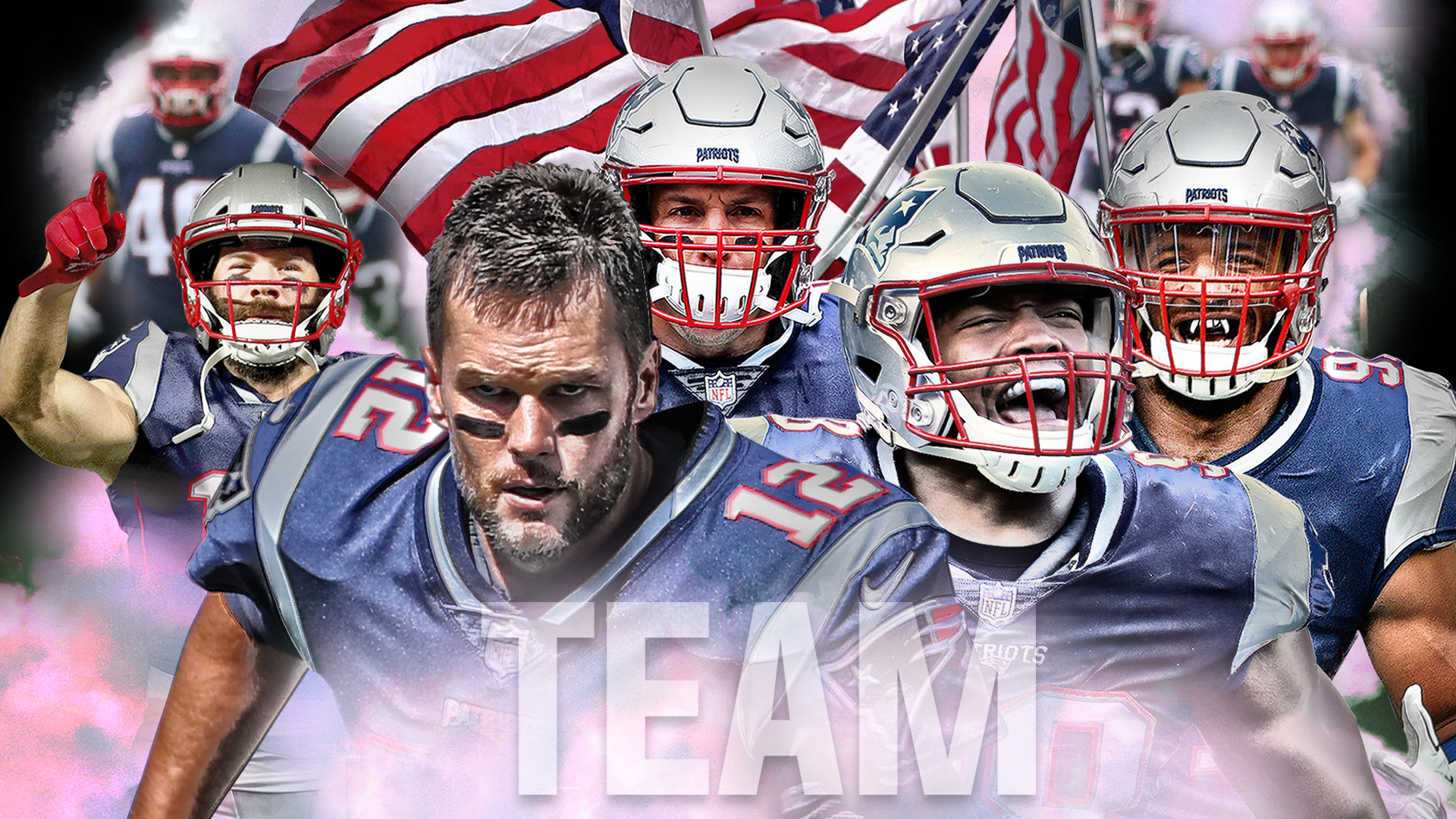 ... wallpaper Source · Official website of the New England Patriots