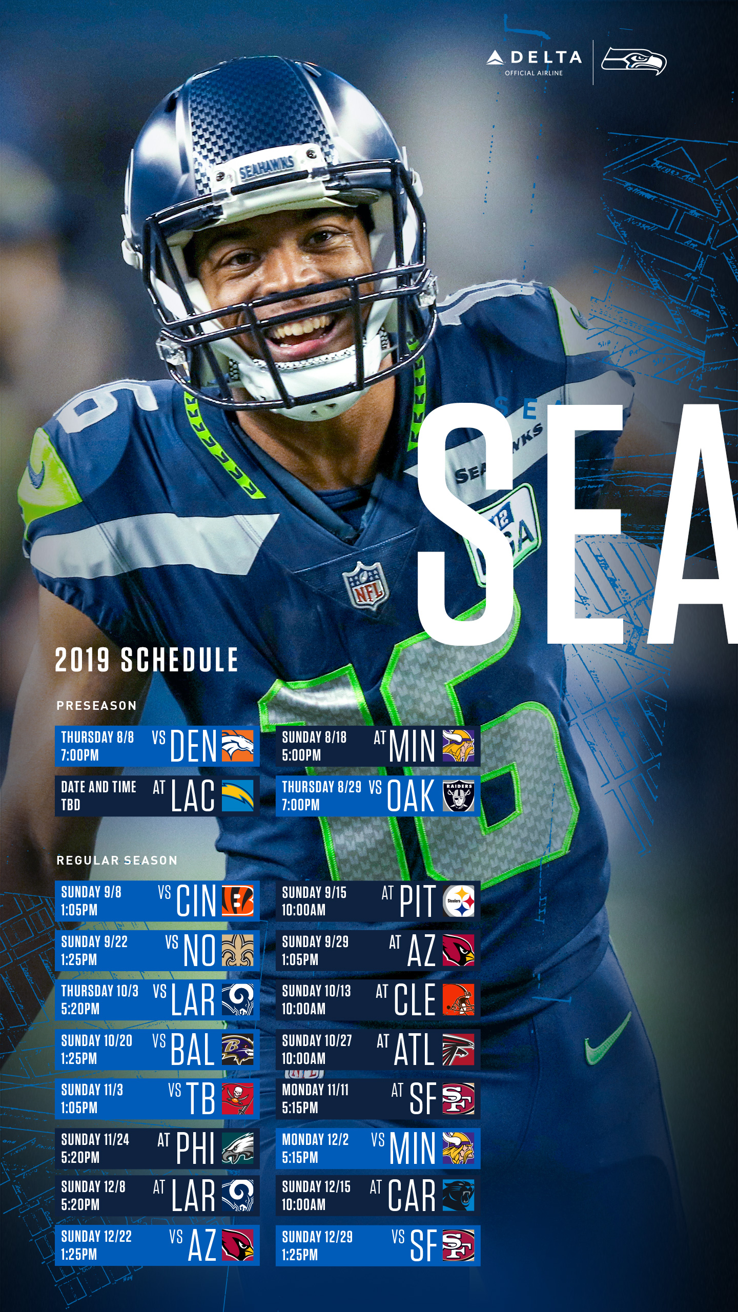 Seattle Seahawks Wallpaper Seattle Seahawks Seahawks Com