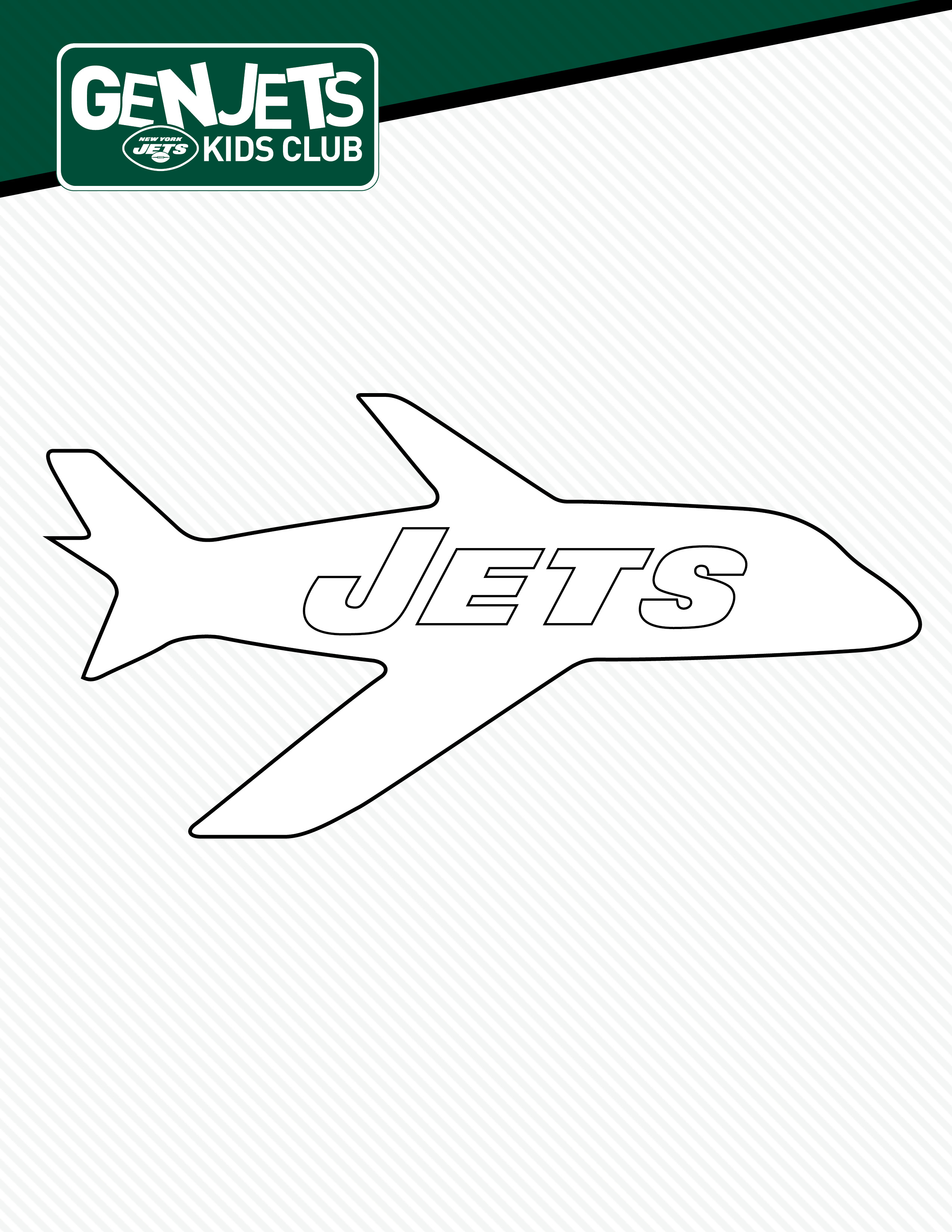 New York Jets Stay Home Stay Strong