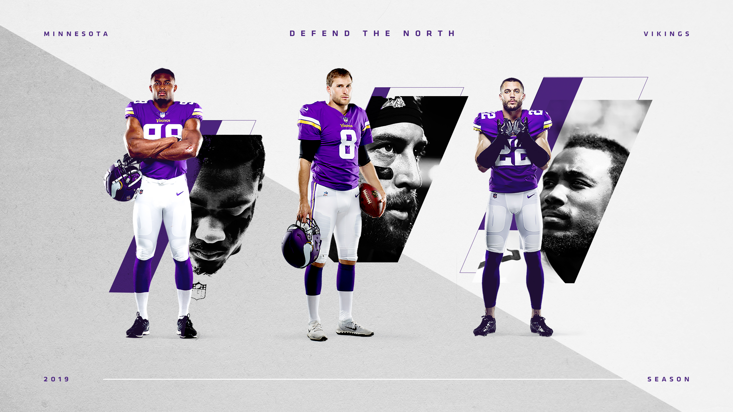 Desktop Wallpaper Official Website Of The Minnesota Vikings